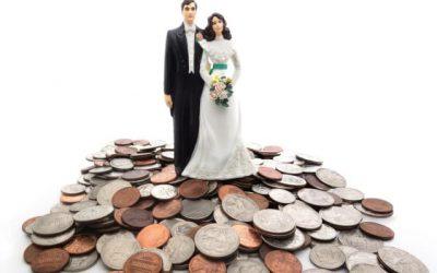 Gevolgen van scheiding bij huwelijk in gemeenschap van goederen of huwelijkse voorwaarden