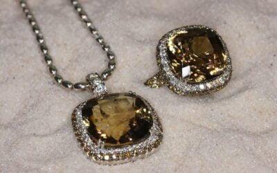 Stiekem vermogen zoals sieraden verzwijgen bij de scheiding?