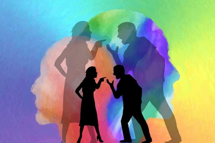 Is het gezond om in een relatie ruzie te hebben?